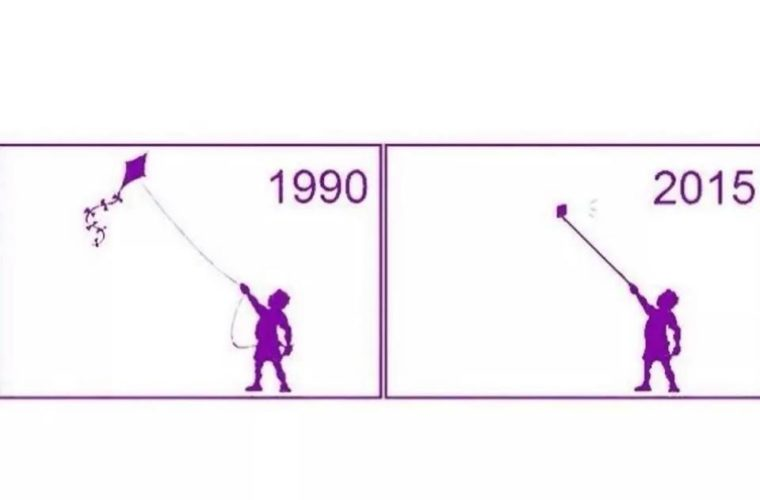 How Kids have changed