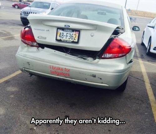 Funny Car Accident Quotes: Funny Pictures, Quotes, Memes