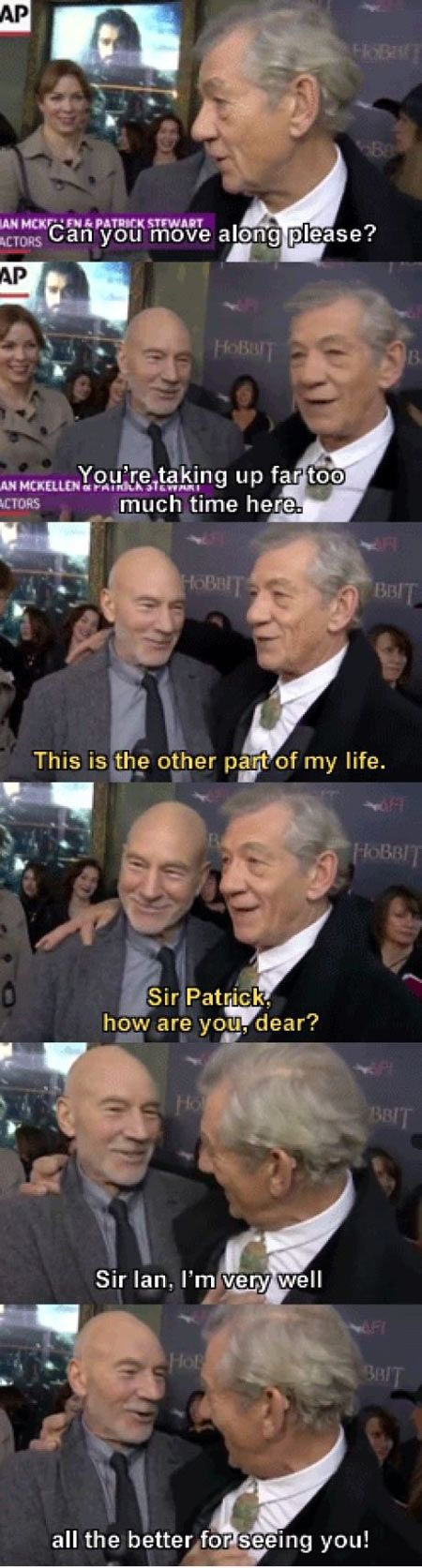 Magneto And Professor