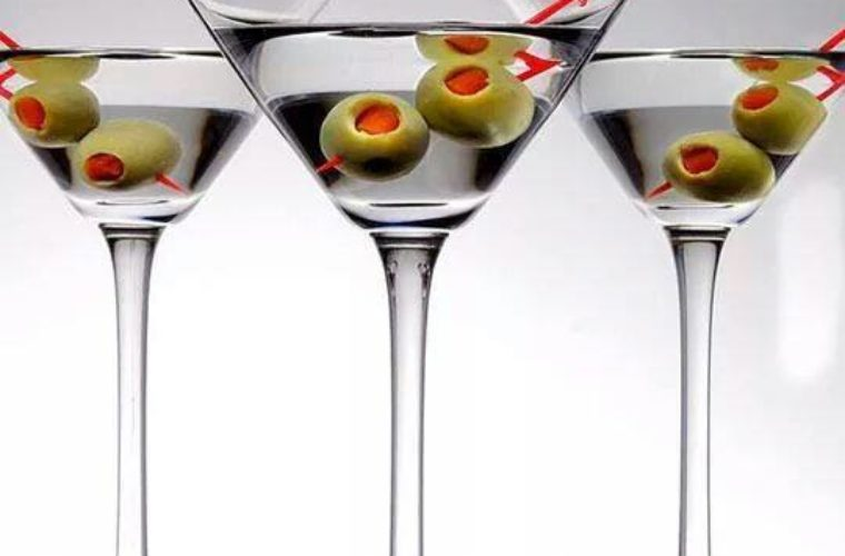 how to make the perfect martini gin