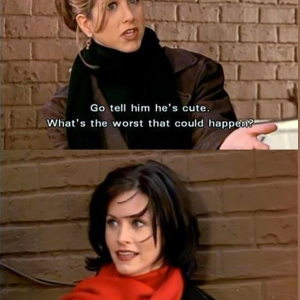 Monica And Rach