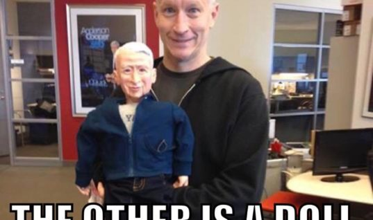 One is a Puppet