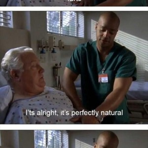 Scrubs Movie Scene