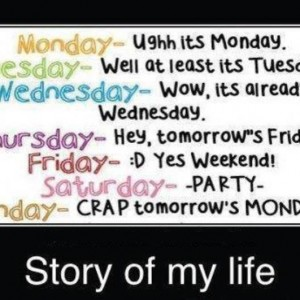 Story of my Week