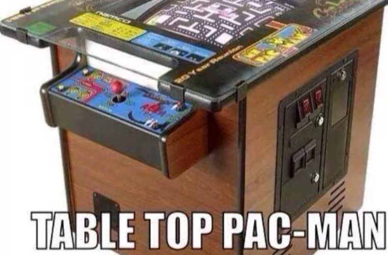 Table Top Pac-Man