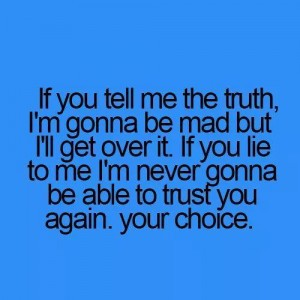 Tell me the Truth