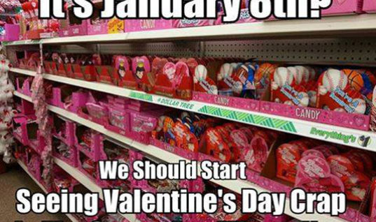 Valentine's Day Crap