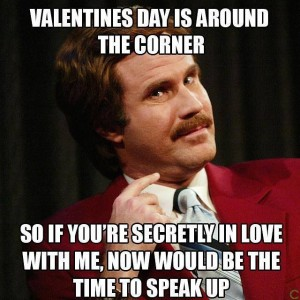 Valentine's Day is coming