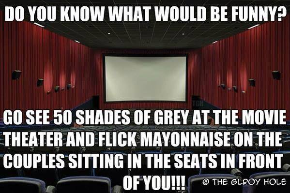 50 Shades Of Grey On Funnyand Com