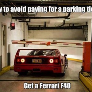 Avoid Parking Ticket