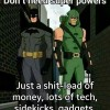 Batman And Arrow