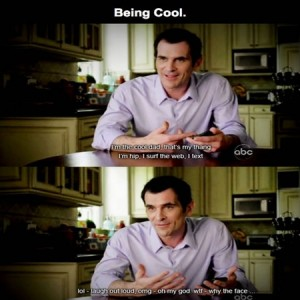 Being Cool