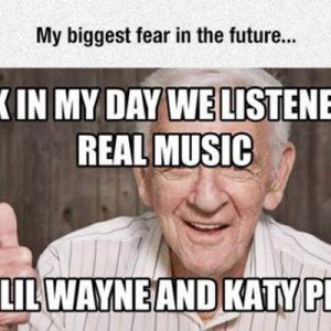 Biggest Future Fear for Music Fans..