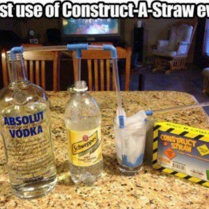 Construct a Straw