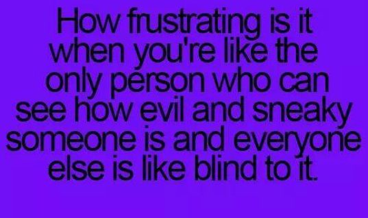 How Frustrating It Is