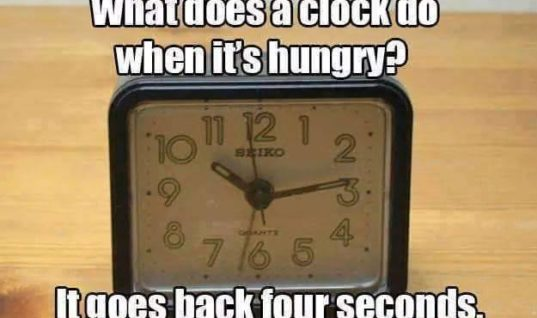 Hungry Clock
