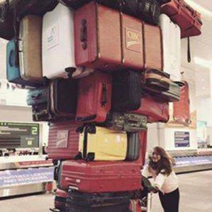 Ladies Luggages Be Like