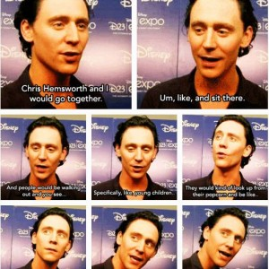 Loki Interview