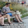 Real Hipster
