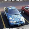 That's a Painted Car