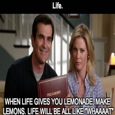 When Life....