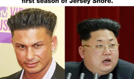 North Korea PM Haircut