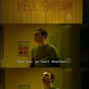 Threat To Sheldon