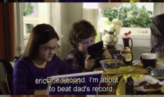 Dad's Record