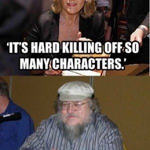 Game Of Thrones Author