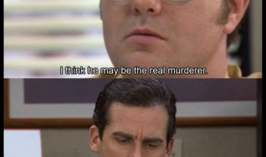 The Office Scene