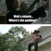 The Walking Dead Scene