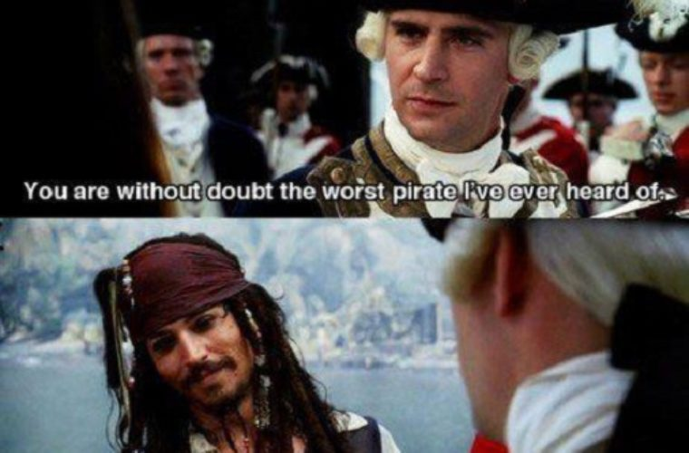 The Pirate Talks