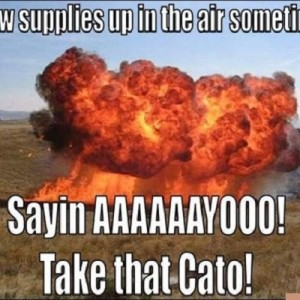 Take That Cato