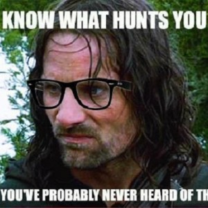 What Hunts You