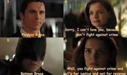 Batman Love