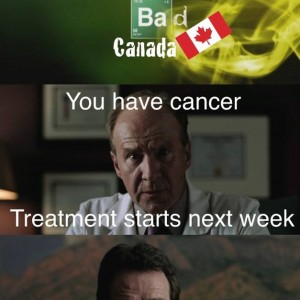 Canadian Breaking Bad