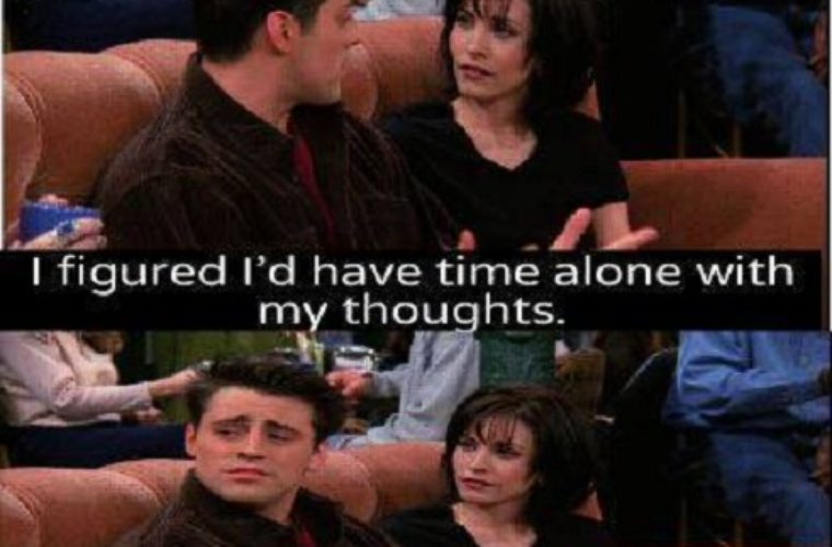 Joey And Monica Funny Pictures Quotes Memes Funny Images Funny Jokes Funny Photos