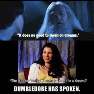 Dumbledore Has Spoken