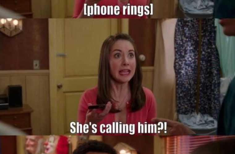 Getting a call