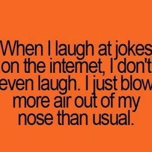 Laugh At Jokes