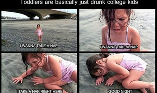 Drunk College Kids
