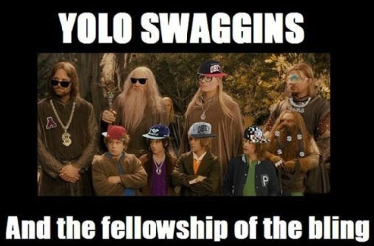 Fellowship Of The Bling