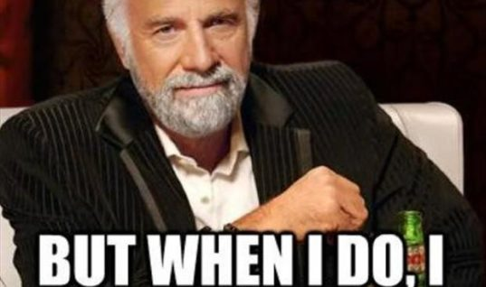I Don't Always