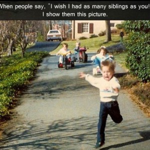 Life With Siblings