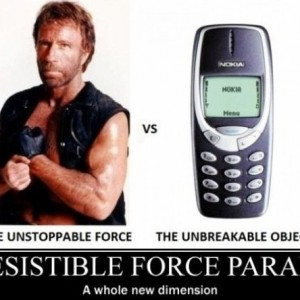 Indestructable Nokia
