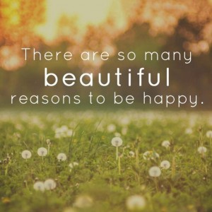 Beautiful Reasons