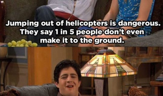 Jumping Helicopters
