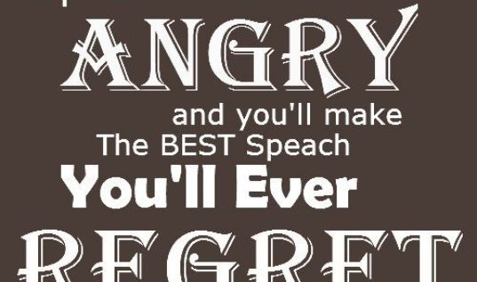 Spek When Angry