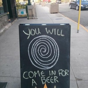 Come In For A Beer