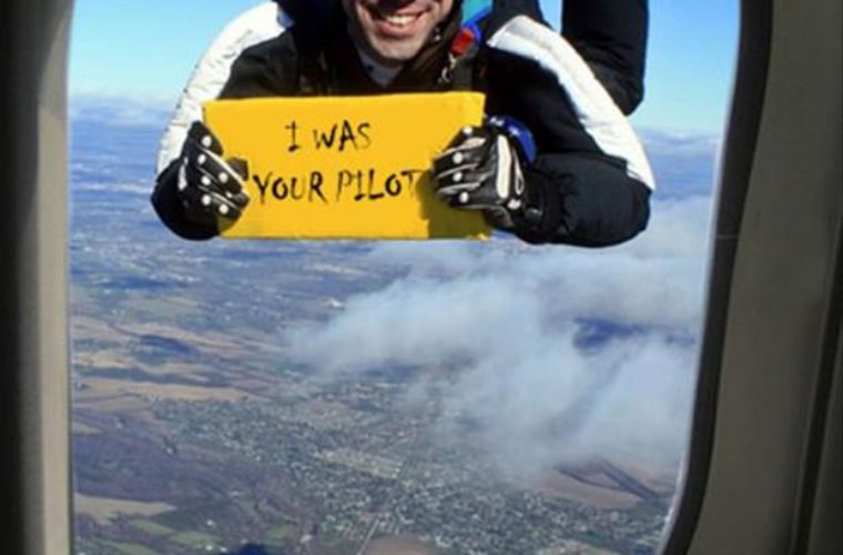 I Was Your Pilot